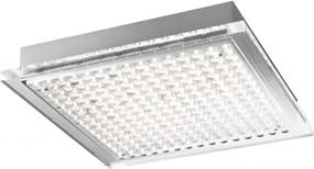 Plafoniera LED Futura fier, argintiu, 12 V, 2822 lm