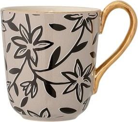 Cană din ceramică Bloomingville Hannah, 350 ml