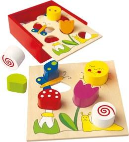 Puzzle Bino Bella Florina