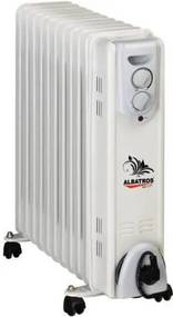 Albatros Calorifer electric RA-13T, 13 elementi, putere 3000 W, 3 trepte de putere