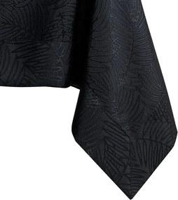 Față de masă AmeliaHome Gaia Black, 140 x 260 cm, negru