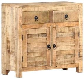 288091 vidaXL Servantă, 70 x 30 x 68 cm, lemn masiv de mango