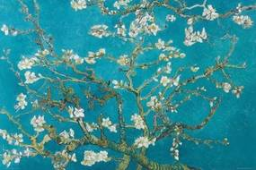 Vincent van Gogh - Almond Blossom Aan Remy 1890 Poster, (91,5 x 61 cm)