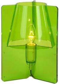 Lucide 71550/01/85 - Lampa de masa TRIPLI 1xE14/11W/230V verde