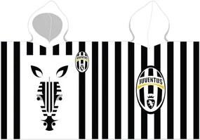 Poncho copii Juventus, 50 x 100 cm