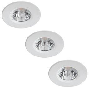 Philips - Lămpi de baie cu LED-uri PACK 3x 3xLED/5W/230V 2.700K IP65