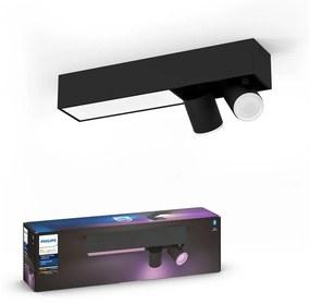 Philips - LED RGB Lampă spot Hue CENTRIS LED/11W/230V + 2xGU10/5,7W