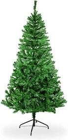 Brad artificial de Crăciun, înălțime 2,1 m