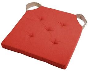 Pernuţă pentru scaun DUO UNI cu scai, cărămiziu 1 buc