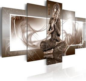 Tablou - Musing Buddha 100x50 cm
