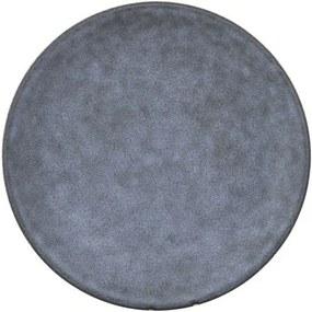 Farfurie din ceramica gri 20,4 cm Grey Stone House Doctor
