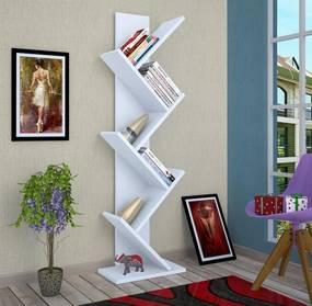 Biblioteca - Tree - Alb