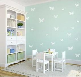 Autocolante Ambiancw Chic Butterflies