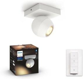 Philips 50471/31/P6 - LED Lampă spot dimmabilă Hue BUCKRAM 1xGU10/5W/230V