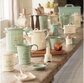 Cană ceramică T&G Woodware Pride of Place, 300 ml, verde