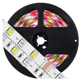 LED RGB Bandă dimmabilă 5m LED/14,4W/12V IP65
