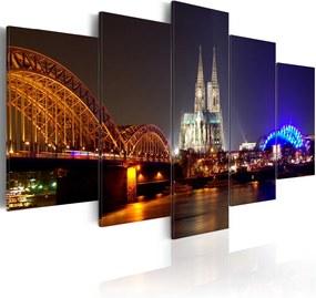 Tablou - Köln 100x50 cm
