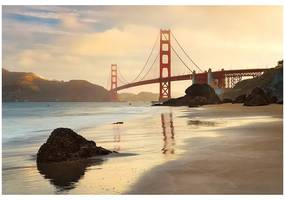 Fototapet urban Podul Golden Gate
