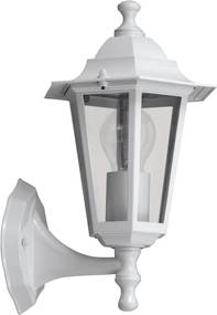 Rábalux 8203 Aplice de exterior Velence alb metal E27 1x MAX 60W IP43