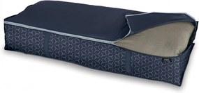 Organizator textil pliabil cu fermoar, Metrik XL Bleumarin, L95xl45xH18 cm
