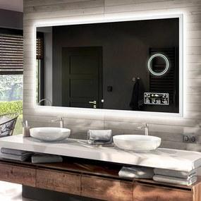 Oglinda baie cu iluminare LED01