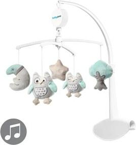 Carusel muzical pentru patut Baby Ono Sophia Owl