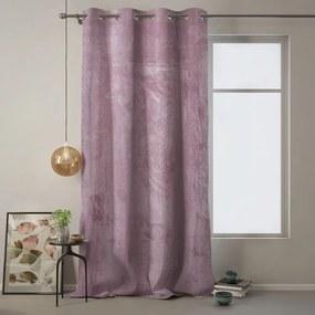 Draperie AmeliaHome Velvet, 140 x 270 cm, roz