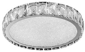 Luxera 62406 - LED plafoniera de cristal GIRO LED/20W/230V