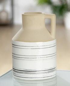 Carafa Bologna, ceramica, multicolor, 14x10 cm