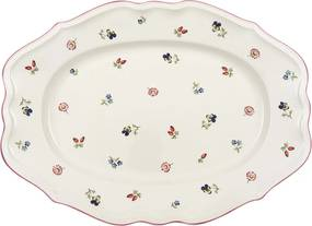 Farfurie ovală pentru servit, colecția Petite Fleur - Villeroy & Boch