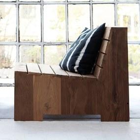 Scaun Maro Woodie - Lemn Maro Diametru(70cm x 60cm) x Inaltime(66cm)