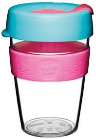 Cana Keepcup 340 ml, din sticla, roz