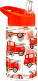 Sticlă apă pentru copii Sass & Belle Drink Up Engine, 400 ml