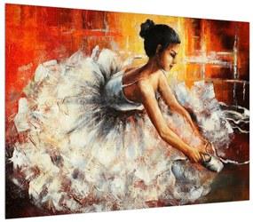 Tablou cu balerina (K012400K7050)