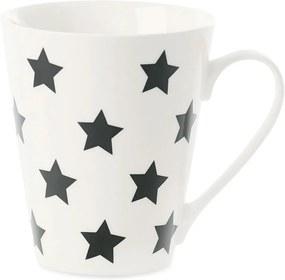 Cană din ceramică Miss Étoile Coffee Black Stars