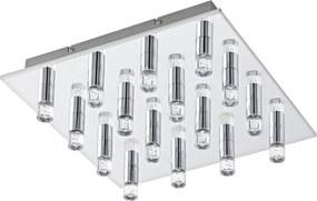 Eglo 95363 - LED Plafoniera TEO 16xLED/1,1W/230V