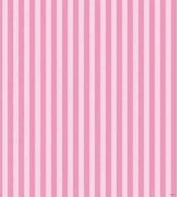 Fototapet de copii Pink stripes, 53 x 1005 cm