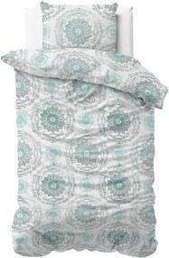 Lenjerie din bumbac, pat de o persoană Sleeptime Dominica, 140 x 220 cm