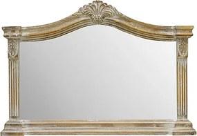 Oglinda Tempora din lemn maro 97x70 cm