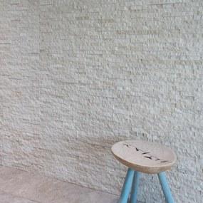 Mozaic Marmura Burdur Beige Scapitata 2.5 x 10cm