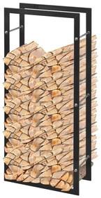 Rastel dreptunghiular pentru lemne de foc, 100 cm