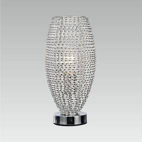 Prezent 64344 - Lampa de masa SCELETON 1xE27/60W/230V