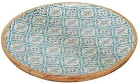 Platou Turquoise 30 cm