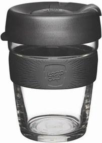 Cană de voiaj cu capac KeepCup Brew Black, 340 ml