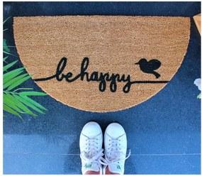Preș Doormat Be Happy, 70 x 40 cm