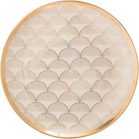 Farfurie din ceramică Bloomingville Aruba, ⌀ 25 cm