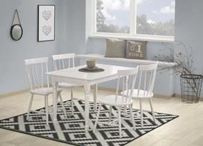 mese masă Lanford alb