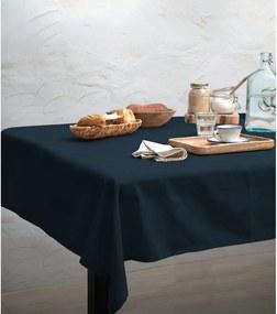 Față de masă Linen Couture Deep Blue, 140 x 200 cm