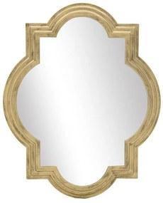 Oglinda Marvelous auriu antichizat 65 cm x 5 cm x 80 cm