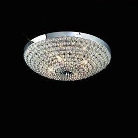 Mantra CRYSTAL 4608 Plafoniere cristal 4xG9 max. 40W Ø38x13 cm